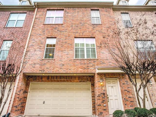 1913 Gillette Street M, Houston, TX 77006 (MLS #87852914) :: My BCS Home Real Estate Group
