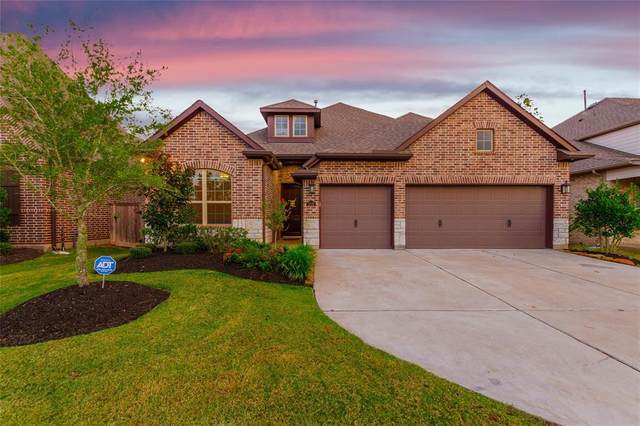 2118 Oswen Trail Road, Richmond, TX 77469 (MLS #87854177) :: The Freund Group