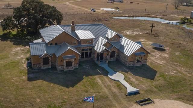 533 County Road 132, Hallettsville, TX 77964 (MLS #87862460) :: Rachel Lee Realtor