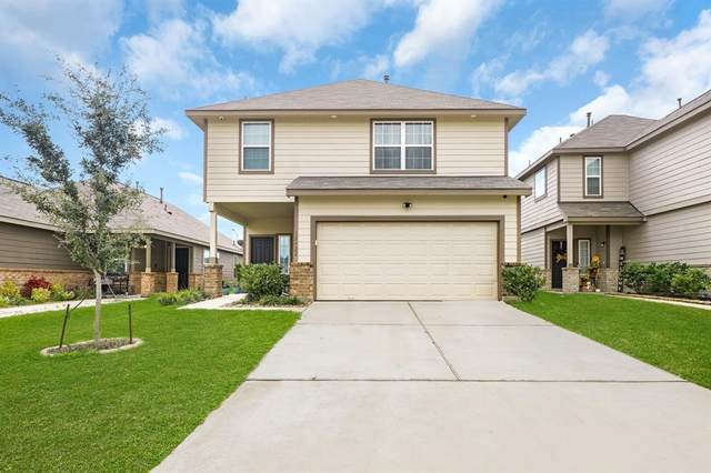 12922 City Green Trail, Houston, TX 77044 (MLS #87868278) :: The SOLD by George Team