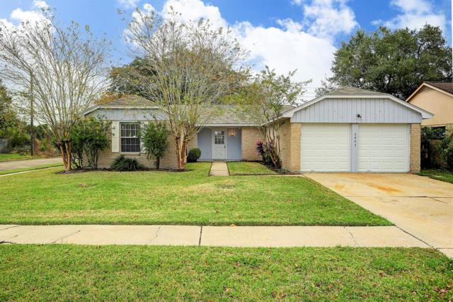 2903 Heritage Colony Drive, Webster, TX 77598 (MLS #87871604) :: The Queen Team