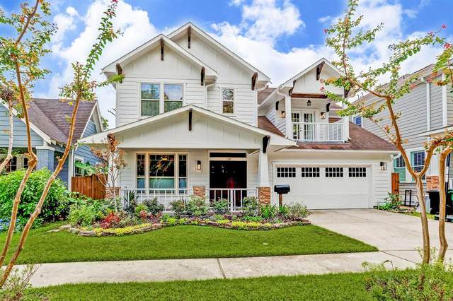 118 E 25th, Houston, TX 77008 (MLS #87891606) :: The SOLD by George Team