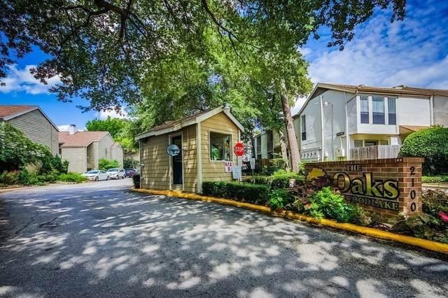 2100 Tanglewilde Street #211, Houston, TX 77063 (MLS #87897432) :: Texas Home Shop Realty