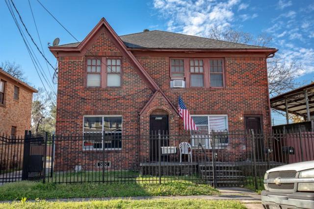4316 Jack Street, Houston, TX 77006 (MLS #87903782) :: The Heyl Group at Keller Williams