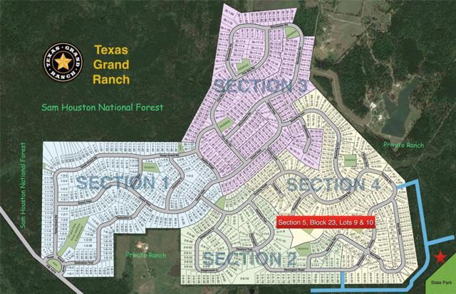 5-23-9/10 Lonestar Road, Huntsville, TX 77340 (MLS #8791509) :: Texas Home Shop Realty