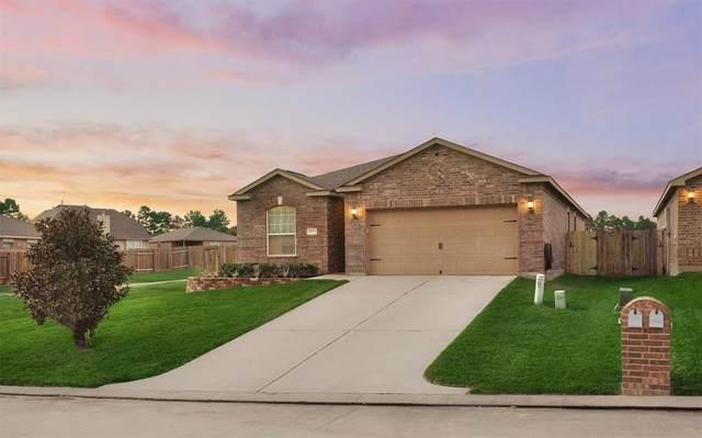 38210 S Lost Creek Boulevard, Magnolia, TX 77355 (#87916683) :: ORO Realty
