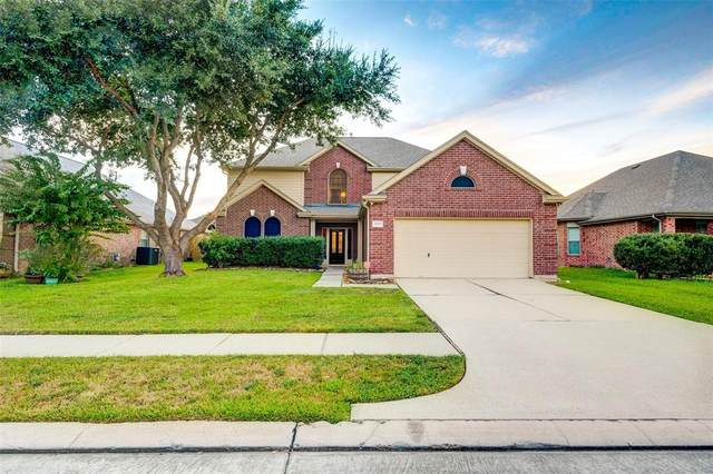 18707 Woodbreeze Drive Drive, Humble, TX 77346 (MLS #87933948) :: Parodi Group Real Estate