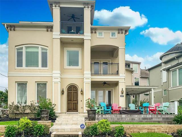 207 W Shore Drive, Clear Lake Shores, TX 77565 (MLS #87954852) :: The SOLD by George Team
