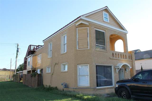 807 Broadway Avenue, Galveston, TX 77550 (MLS #87956207) :: Keller Williams Realty