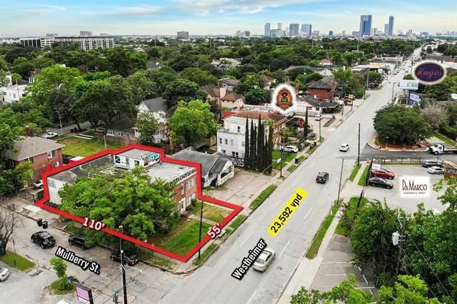 1503 Westheimer Road, Houston, TX 77006 (MLS #87964201) :: The Property Guys