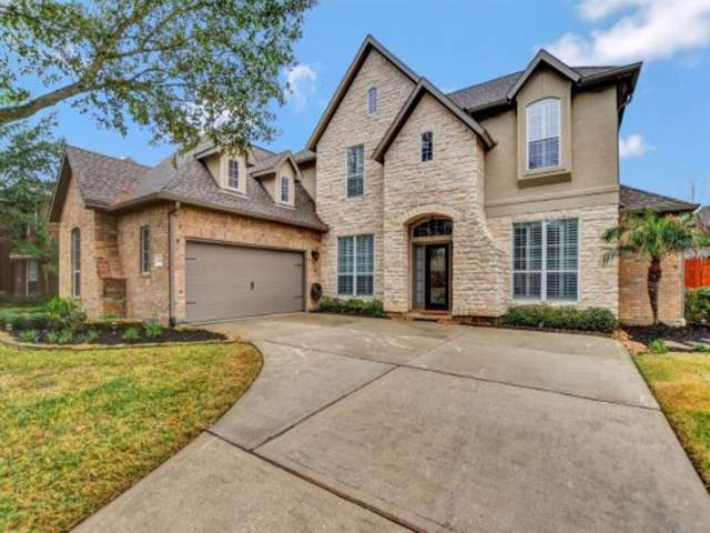 12410 Morning Rain Drive, Tomball, TX 77377 (MLS #87981333) :: The Bly Team