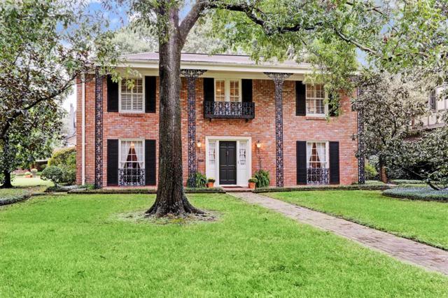 2164 Chilton Road, Houston, TX 77019 (MLS #87988605) :: Krueger Real Estate