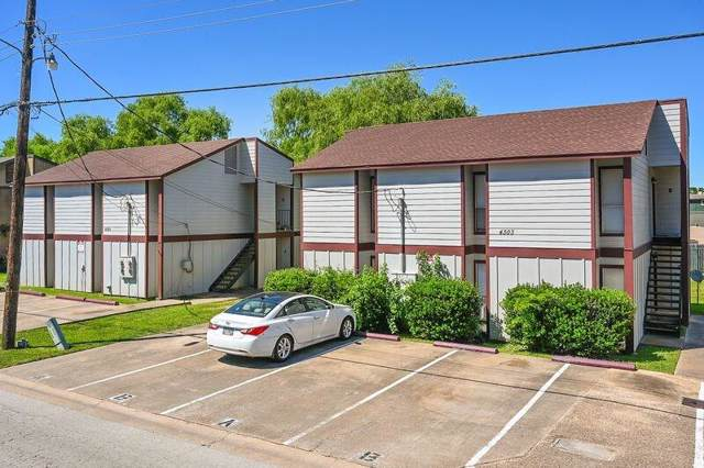 4303 Boyett Street A-D, Bryan, TX 77801 (MLS #87991698) :: Ellison Real Estate Team