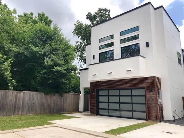 1614 Johanna Drive D, Houston, TX 77055 (MLS #87996532) :: Texas Home Shop Realty