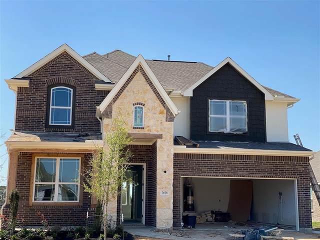 3616 Jasperstone Lane, Pearland, TX 77584 (MLS #87998994) :: Christy Buck Team