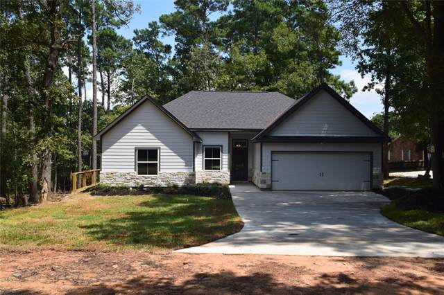 18 Fern View Court Court, Coldspring, TX 77331 (MLS #8800093) :: The SOLD by George Team