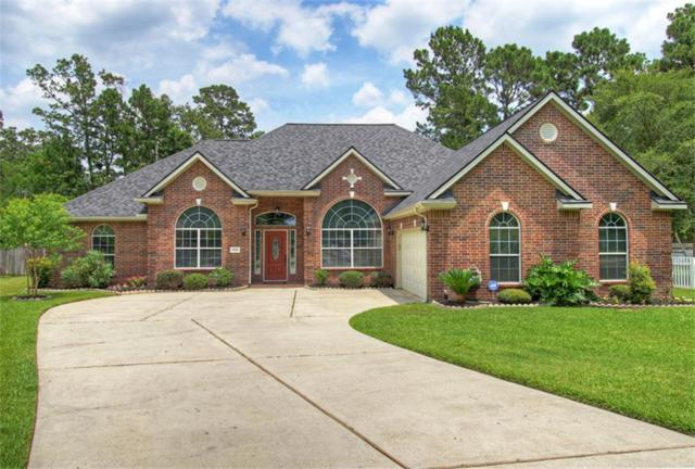 1026 Mackintosh Drive, Magnolia, TX 77354 (MLS #88002235) :: Krueger Real Estate