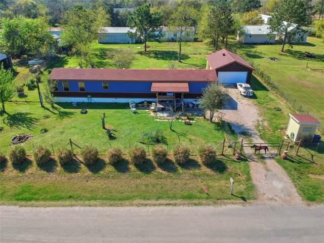 12210 Colston Road, Santa Fe, TX 77510 (MLS #8801268) :: Phyllis Foster Real Estate