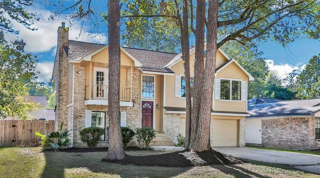 5203 Village Springs Drive, Houston, TX 77339 (MLS #88016707) :: The Freund Group