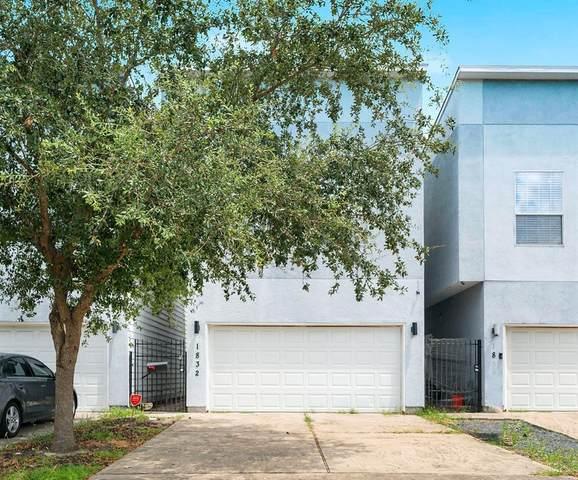 1832 Woodvine Drive, Houston, TX 77055 (MLS #88017563) :: The Home Branch