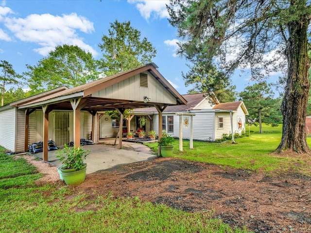 254 County Road 2775, Woodville, TX 75938 (MLS #88024705) :: Texas Home Shop Realty