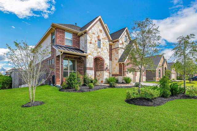 2114 Holly Manor Court, Katy, TX 77493 (MLS #88025065) :: The Bly Team