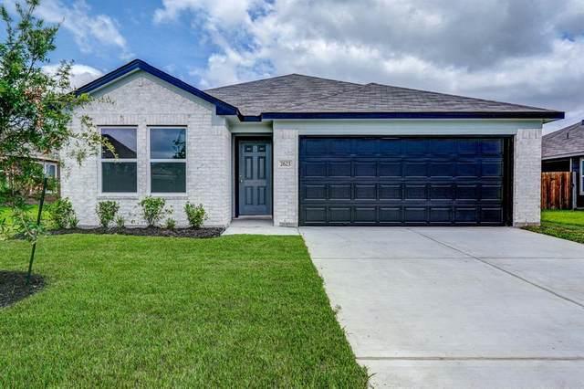 2623 Ridgeback Drive, Rosenberg, TX 77471 (MLS #88027137) :: The Bly Team