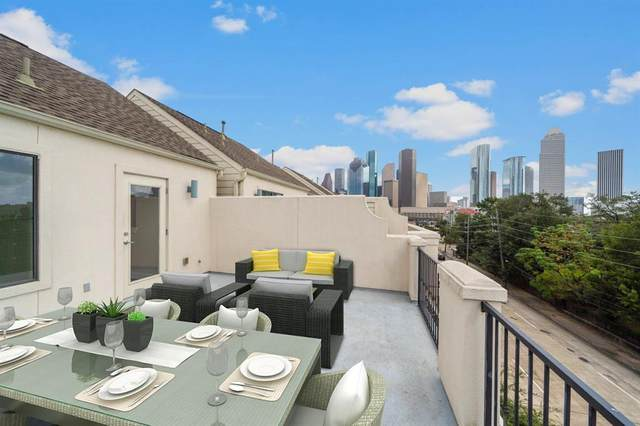 1216 W Dallas Street, Houston, TX 77019 (MLS #88029910) :: The Sansone Group
