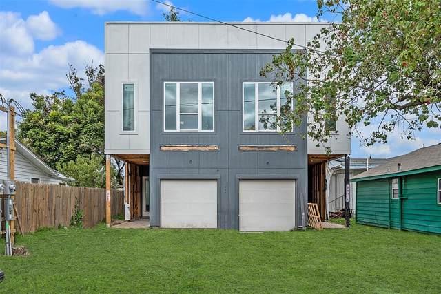 204 Marathon Street B, Houston, TX 77018 (MLS #88032720) :: Homemax Properties