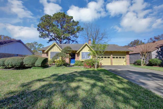 1707 Capstan Road, Houston, TX 77062 (MLS #88062034) :: The Collective Realty Group