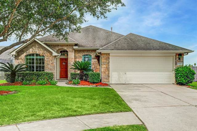 6803 Jarred Court, Pearland, TX 77584 (MLS #88070413) :: JL Realty Team at Coldwell Banker, United