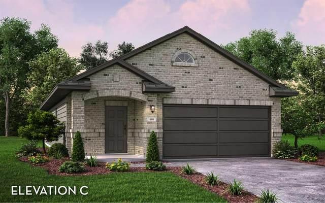 1154 Magnolia Branch Drive, Tomball, TX 77375 (MLS #88090123) :: Michele Harmon Team