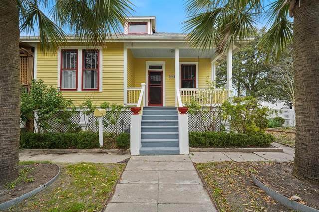 4702 Avenue Q, Galveston, TX 77551 (MLS #88093043) :: Lisa Marie Group | RE/MAX Grand