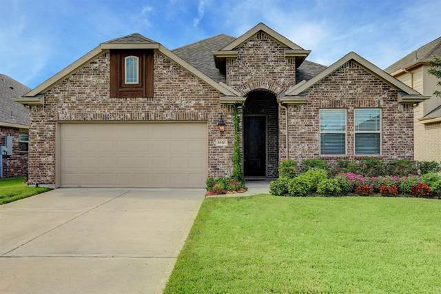 1610 Nacogdoches Valley Drive, League City, TX 77573 (MLS #88109508) :: The Bly Team