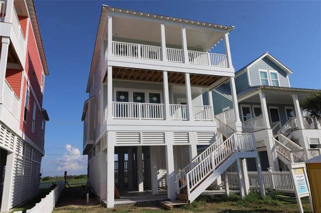 11622 Sea Butterfly, Galveston, TX 77554 (MLS #88114320) :: The SOLD by George Team