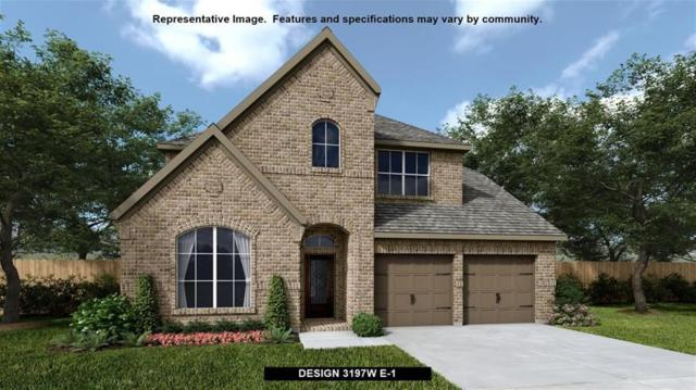 3703 Timber Grove Court, Pearland, TX 77584 (MLS #88120383) :: Connect Realty