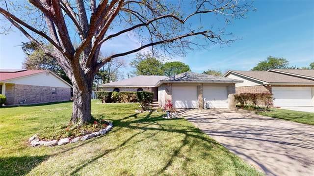 13308 Winston Drive, Santa Fe, TX 77510 (MLS #88122285) :: Phyllis Foster Real Estate