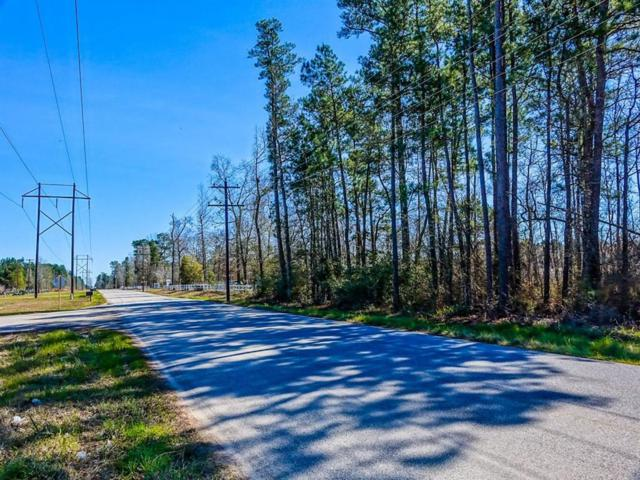 Lot 48 Highline Boulevard, Conroe, TX 77306 (MLS #88128564) :: The Heyl Group at Keller Williams