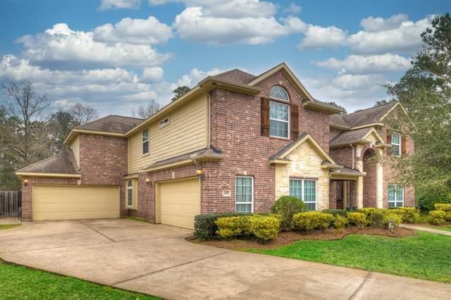2505 Legacy Meadows Lane, Conroe, TX 77304 (MLS #88129502) :: The Home Branch