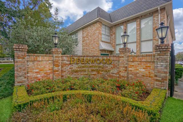 2224 S Piney Point Road #203, Houston, TX 77063 (MLS #88129846) :: Texas Home Shop Realty