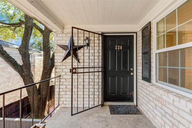 7900 Westheimer Road #226, Houston, TX 77063 (MLS #88136082) :: Connect Realty