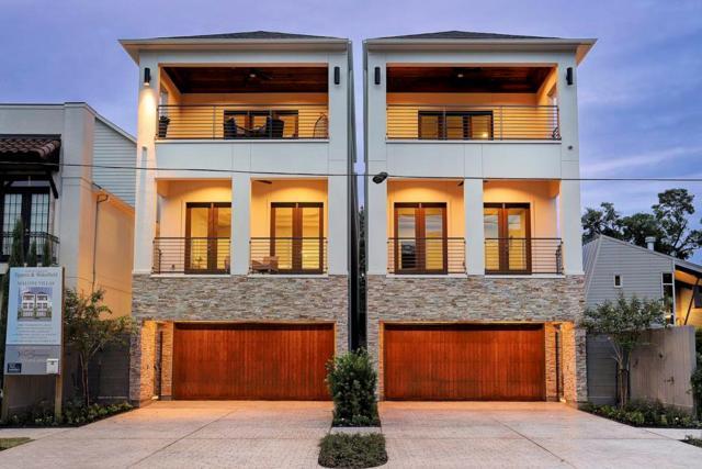206 Malone, Houston, TX 77007 (MLS #8814491) :: Glenn Allen Properties