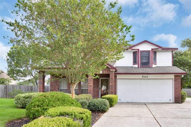 203 Lansing Crest Circle, Houston, TX 77015 (MLS #88154662) :: The Home Branch