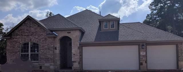 428 Callery Pear, Conroe, TX 77304 (MLS #88156848) :: Johnson Elite Group