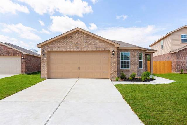 121 Cross Mason Drive, Katy, TX 77493 (MLS #88159035) :: The Heyl Group at Keller Williams