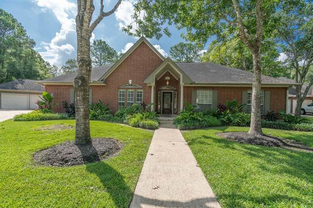 816 Sherwood Forest Drive, Dickinson, TX 77539 (MLS #88162282) :: The SOLD by George Team