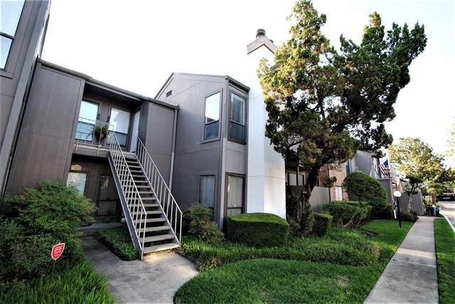 1201 Bering Drive #88, Houston, TX 77057 (MLS #88171865) :: The SOLD by George Team