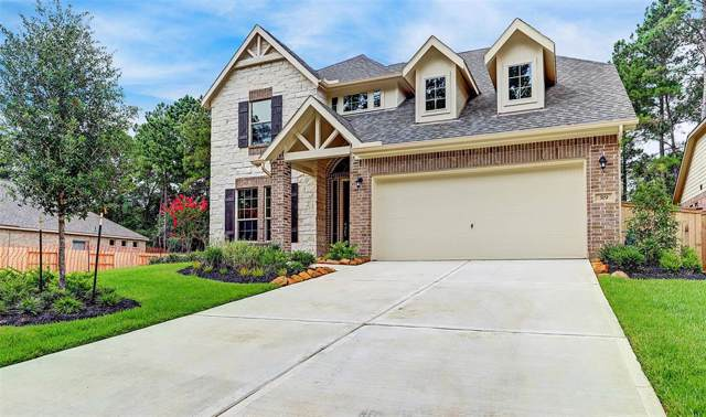 319 Mallow Woods, Willis, TX 77318 (MLS #88181137) :: The Bly Team