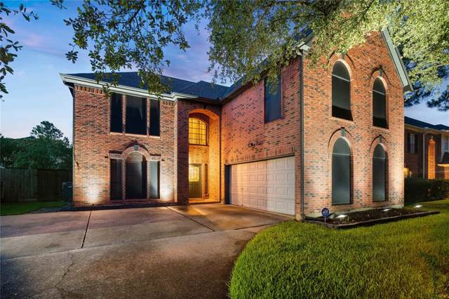 1007 Glenview Drive, Pearland, TX 77581 (MLS #88184048) :: JL Realty Team at Coldwell Banker, United