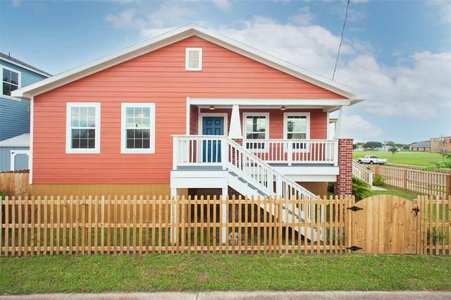 1326 53rd Street, Galveston, TX 77551 (MLS #88194004) :: My BCS Home Real Estate Group